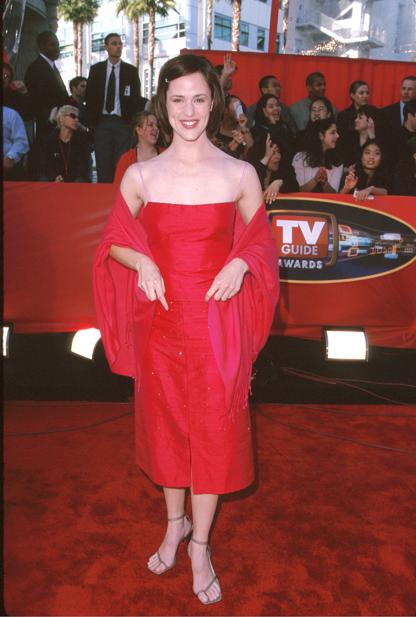 Jennifer Garner, 2000 | Remember the First Time These ...