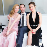 Kate Bosworth and Michael Polish chatted with Jesscia Biel.