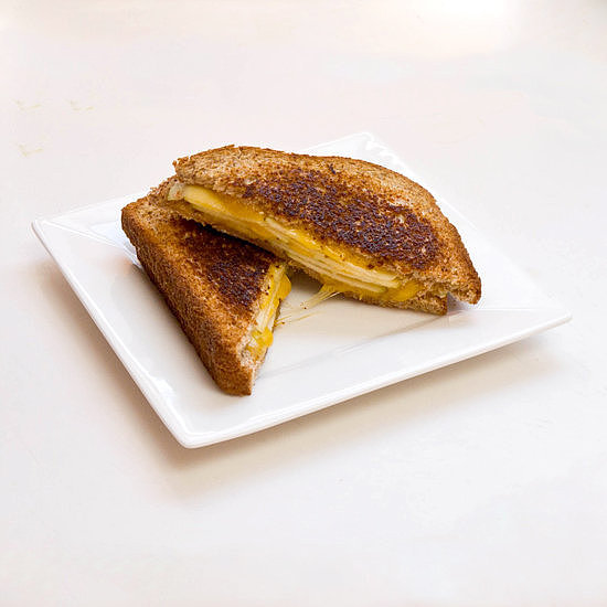 Grilled Apple and Cheese Sandwich