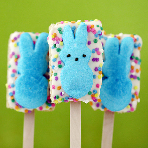 Rice Krispie Treat Peeps