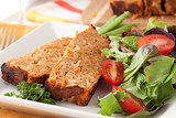 Chicken Noodle Meatloaf