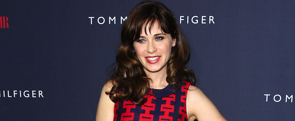 Everything You Need to Know About Zooey Deschanel's Tommy Hilfiger Collection on POPSUGAR Live!