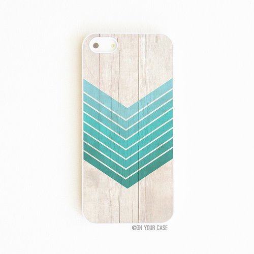 Geometric Ombré by OYC Smartphone Case