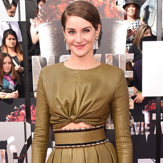 2014 MTV Movie Awards Red Carpet Celebrity Pictures