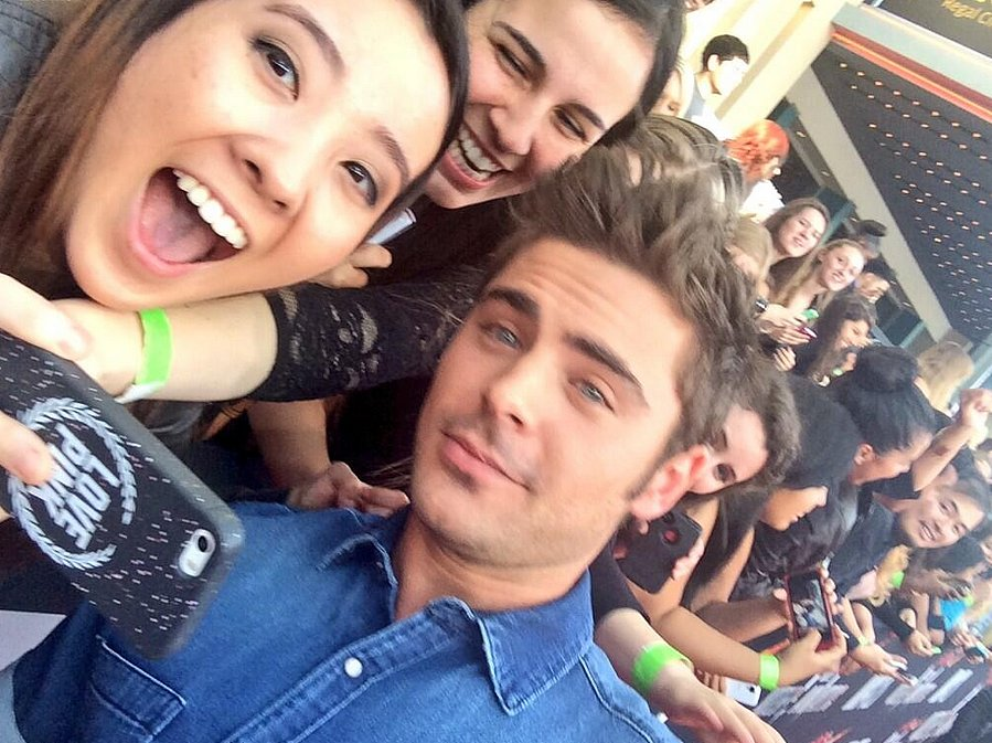 Source: Twitter user ZacEfron_NewsTR