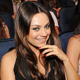 Mila Kunis at the MTV Movie Awards 2014