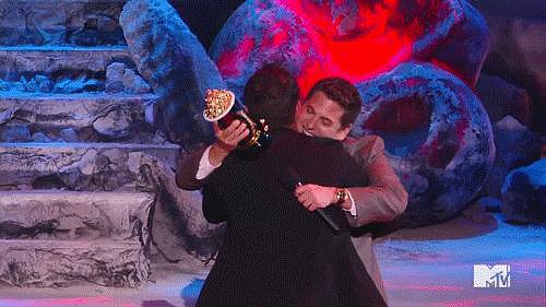 When Jonah Hill Snuck In a Bro Hug With Channing Tatum