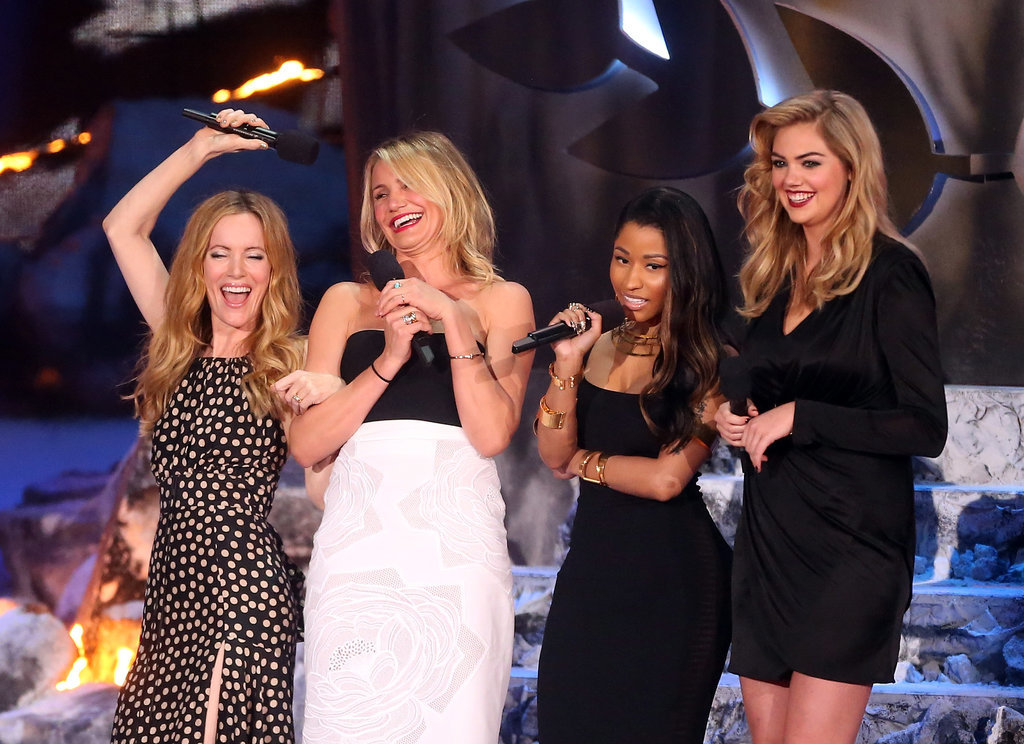 The cast of The Other Woman also brought the heat — and the laughs.