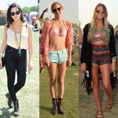 What to Wear For Music Festival Season 2014