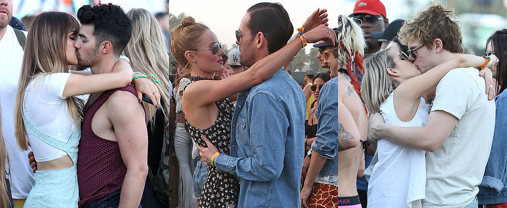Forget the Music — Coachella Is All About Celebrity PDA