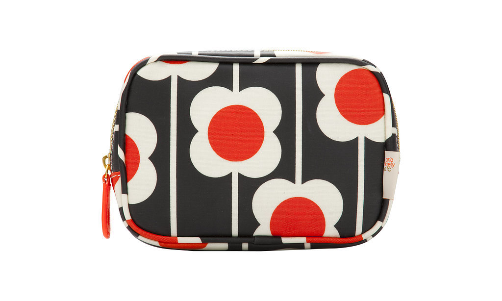 Orla Kiely Etc. Poppy Small Cosmetic Cube
