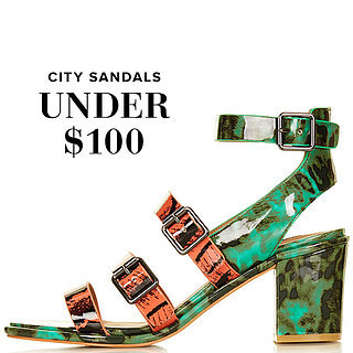 Chic City Sandals