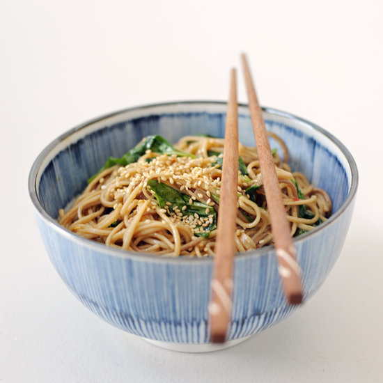 Spicy Soba Noodles Are a Smashing Success