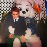 This Kid Is Onto the Bunny