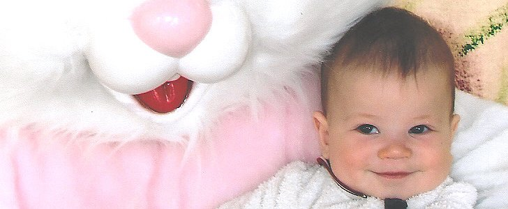 Bad Hare Day! Easter Bunny Picture Fails