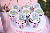 Sofia the First Cupcakes