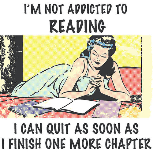 Signs You're Addicted to Reading