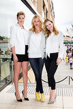 Kate Upton, Cameron Diaz, and Leslie Mann at a Sydney Press Event For The Other Woman