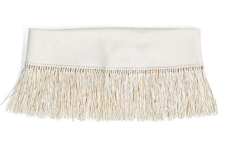 Derek Lam Fringed Belt