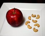Apple and Cashews