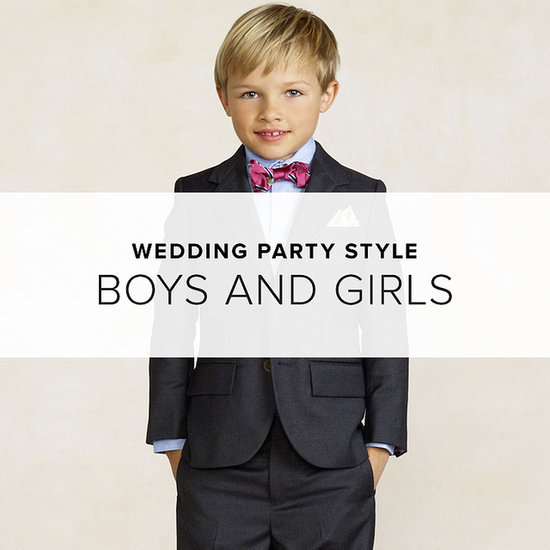 Adorable Wedding Style For the Little Ones