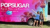 Festival Snaps From the POPSUGAR Lounge!