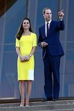 Prince William Told Kate She Looked Like a Banana