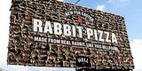 Hundreds Of Rabbits Died To Make This Billboard