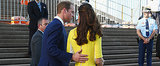 The Royal Tour Brings Out the Best in Will and Kate