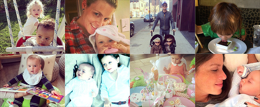 Rachel, Jessica, Kourtney, and More Celeb Moms Took Some Sweet Snaps of Their Tots This Week!