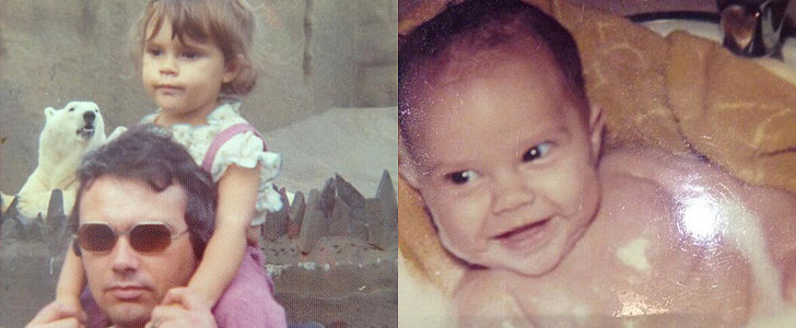 Could Victoria Beckham as a Baby Be Any Cuter?!