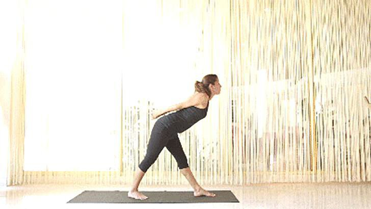 The I'm-a-Runner-With-Tight-Hamstrings Yogi
