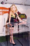 1993: She Did Press For 90210 . . . in a Sunflower Dress