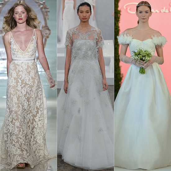 Bridal Fashion Week Wedding Dress Trends Spring 2015