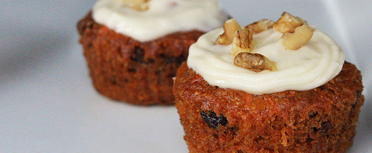 Vegan Easter Delight: Carrot Cake Cupcakes