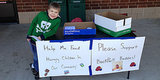 This Incredible Kid Figured Out How To Feed Needy Children In His Community For A Year