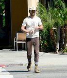 Shia LaBeouf Has a Favorite Pair of Leggings