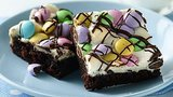 Spring Brownies