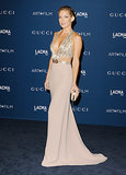Kate Hudson in Gucci at the 2013 LACMA Gala