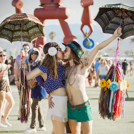 Feel the Music Festival Love With These Cute Couples