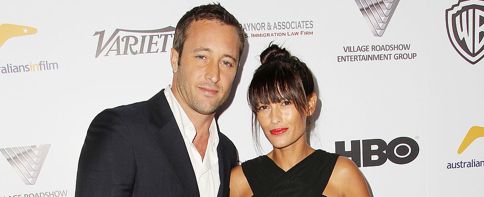 Surprise! Alex O'Loughlin is Married