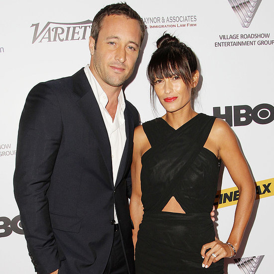 Alex O'Loughlin And Malia Jones Married