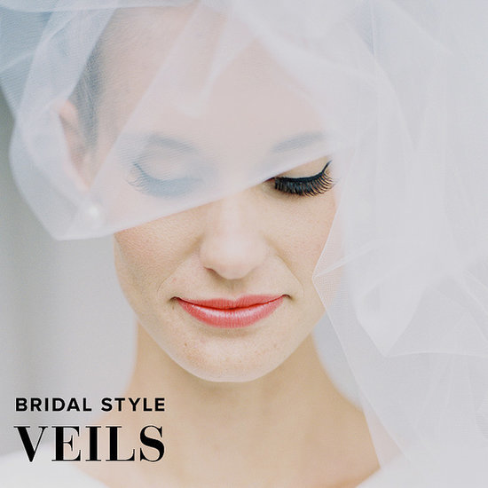 A Beautiful Reveal — Over 30 Wedding Veils For the Bride
