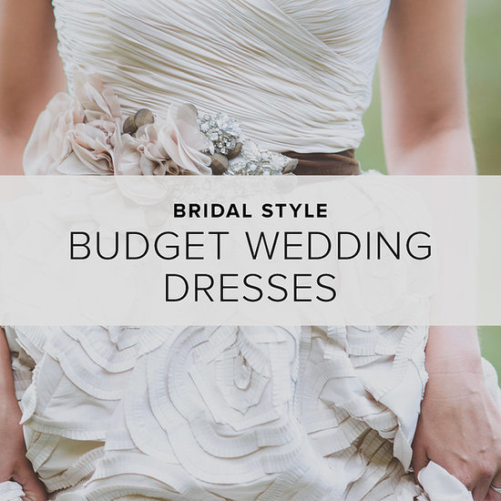 Lovely Wedding Dresses Under $500