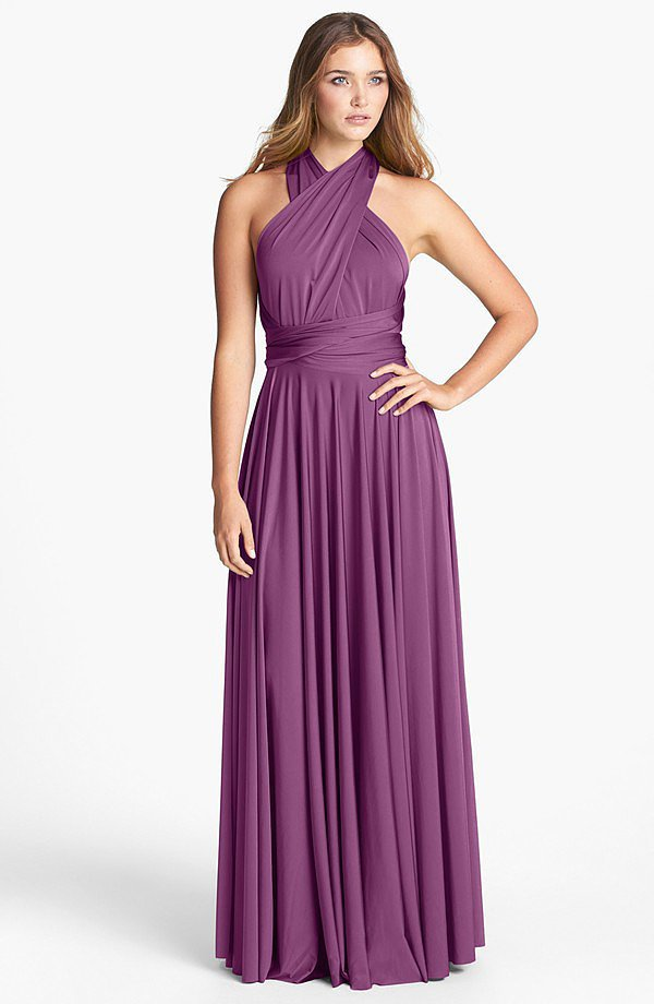 TwoBirds Bridesmaid Dress