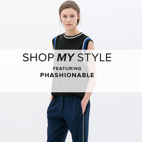 You Can't Go Wrong in Phashionable's Chic Color Combo