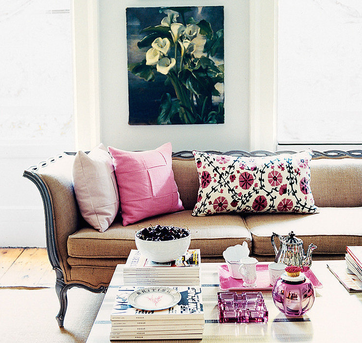 The Broke Girl's Guide to Designer Decor