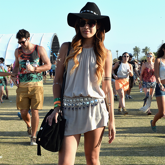 Leçon de style Festival Look Inspiration