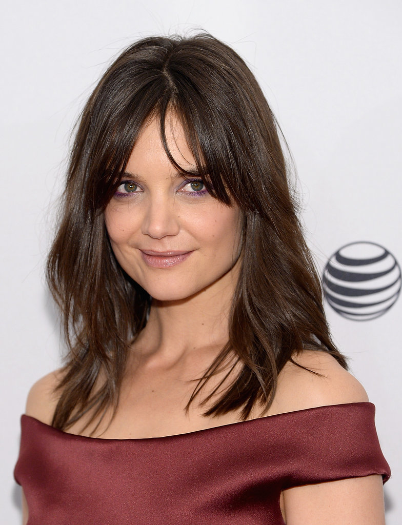 175 centimeters tall, 36-winters old, and very rich - a photo of Katie Holmes 2015 facts - Katie-Holmes