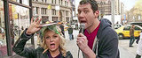 That's Not Pitbull! That's Amy Poehler and Billy on the Street!